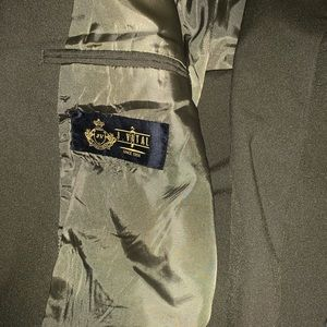 J. Vital 2piece suit size 42R top and 38L bottom